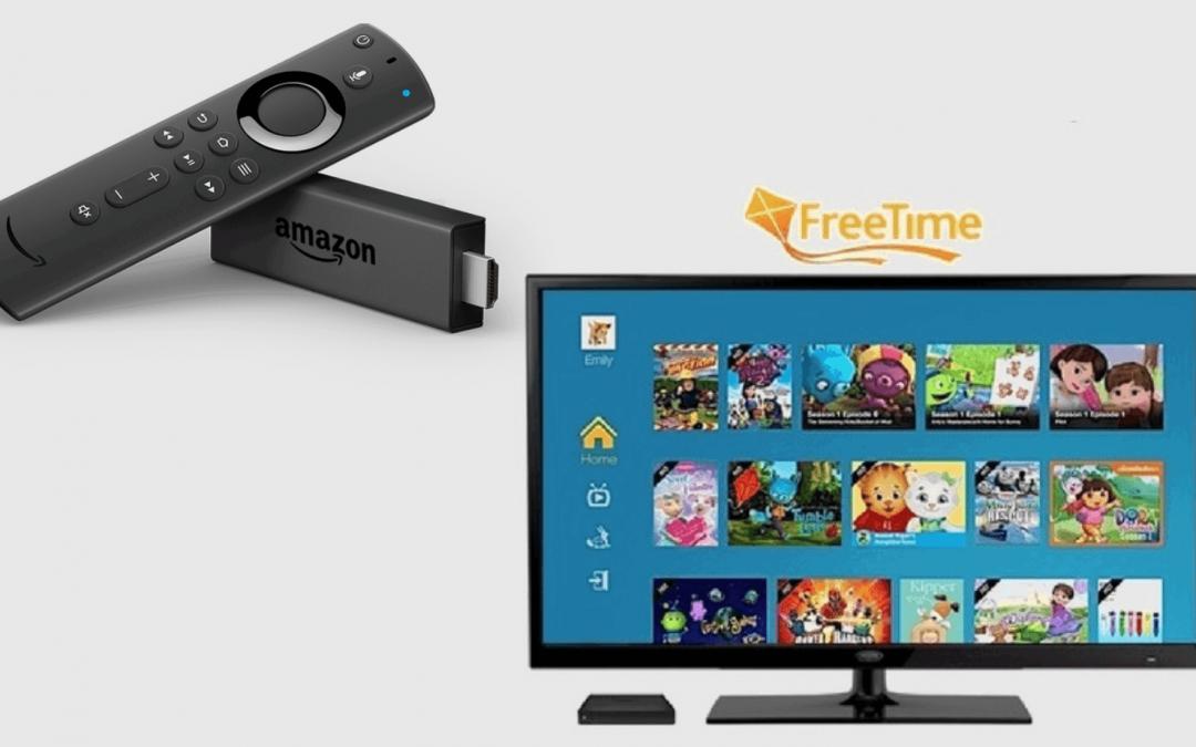 How to Stream FreeTime For Firestick | Best Kids App