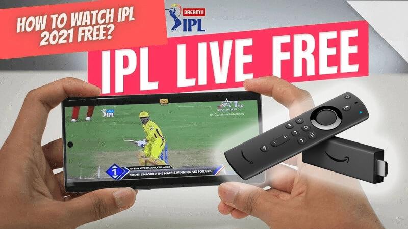 How to Watch IPL T20 on Firestick/Fire TV