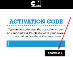 Activate Cartoon Network on Firestick