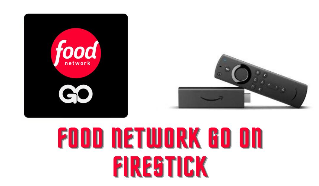 Food Network on Firestick