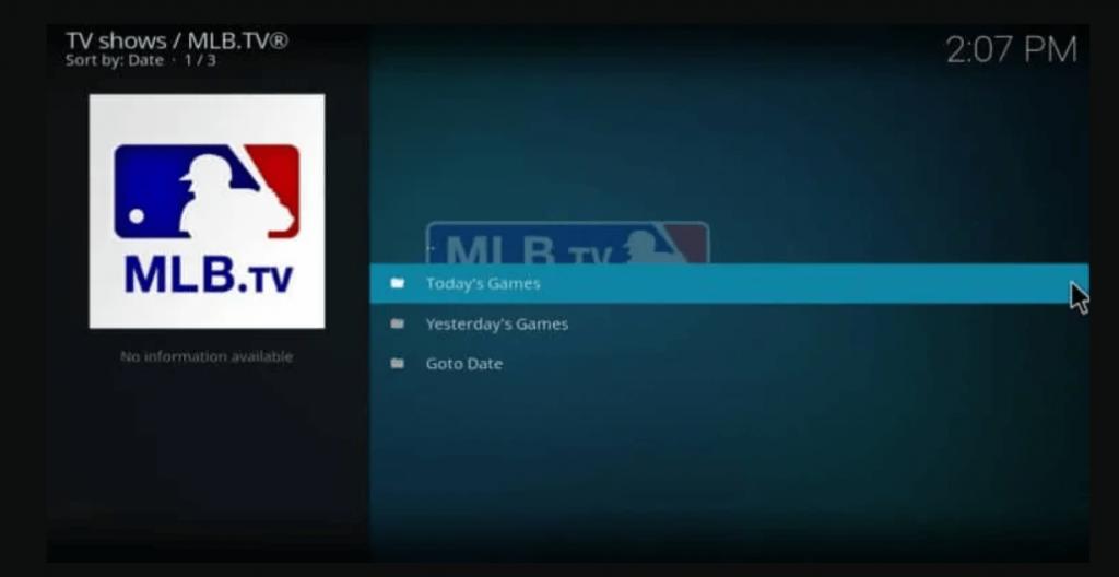 watch MLB on Firestick