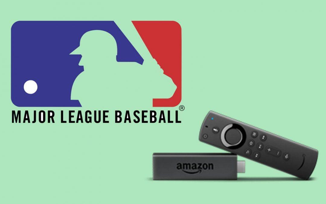 How to Watch MLB TV on Firestick / Fire TV