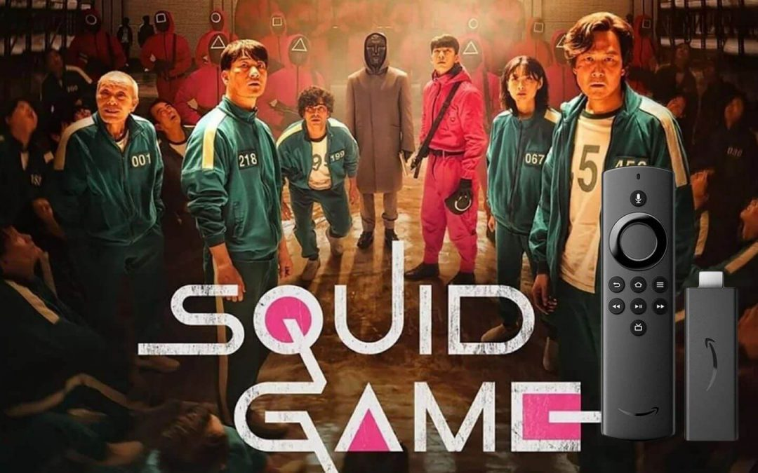 How to Stream Squid Game on Firestick / Fire TV